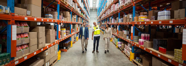 Lagerrundgang SAP