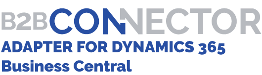 Middleware B2B-Connector for Microsoft Dynamics 365 Business Central