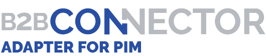Middleware B2B-Connector for PIM