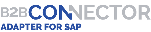 Middleware B2B-Connector for SAP