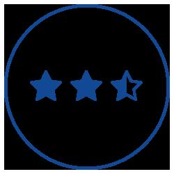 Ratings & Review Logo