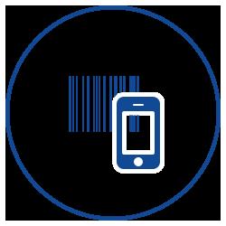 Smartphone Scanfunktion Logo