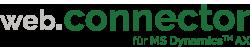 Web-Connector für AX Logo