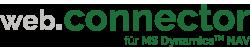Web-Connector NAV Logo