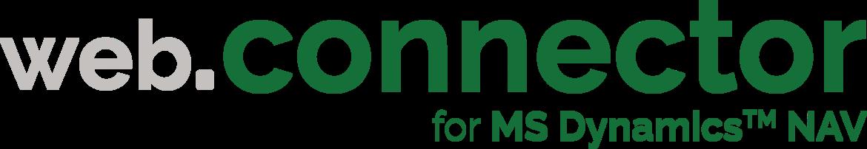 Web-Connector NAV Logo EN