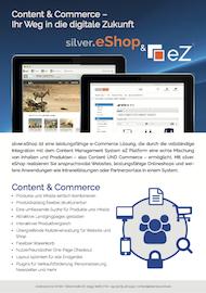 eZ Platform Content und Commerce Thumbnail