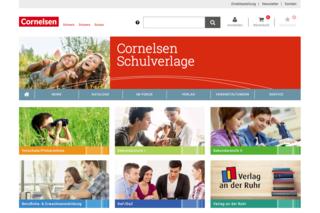 Cornelsen Schweiz - Frontpage