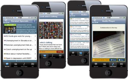 Euranet News App