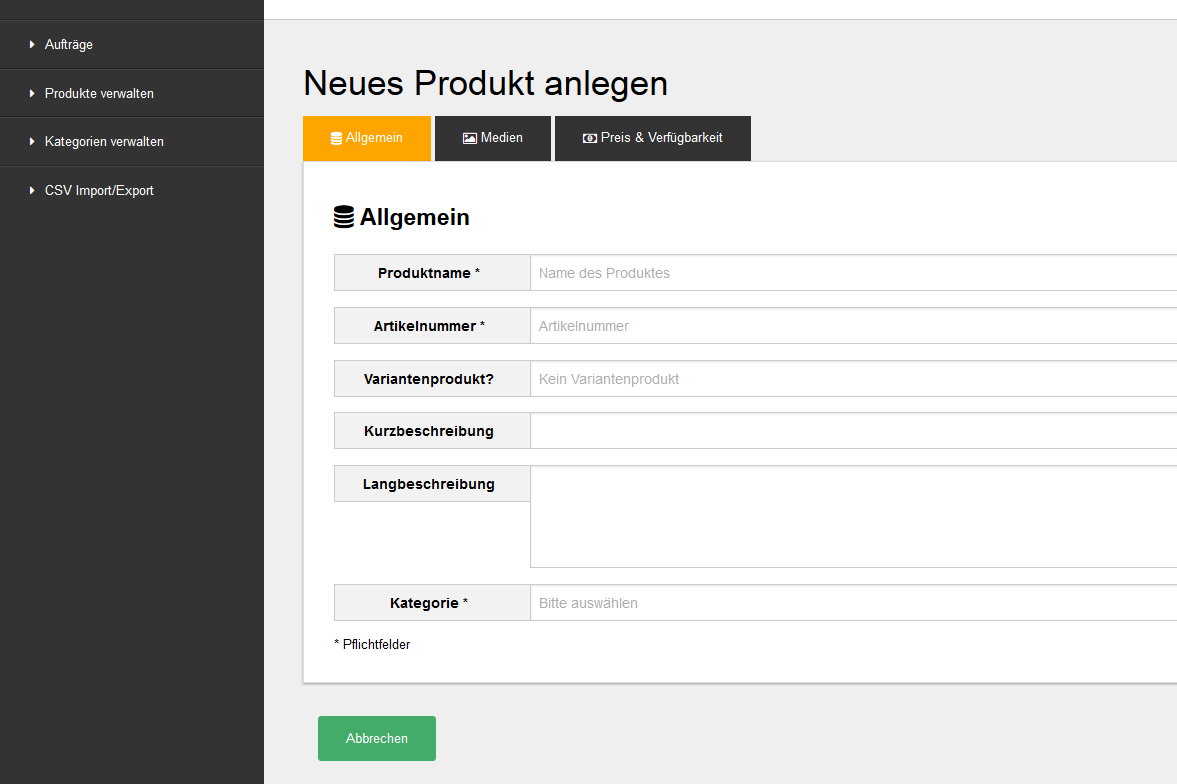 Ortheg Multishop Backend