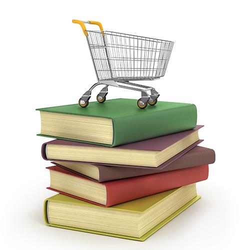 silver.eShop Content Commerce Einkaufswagen Bücher