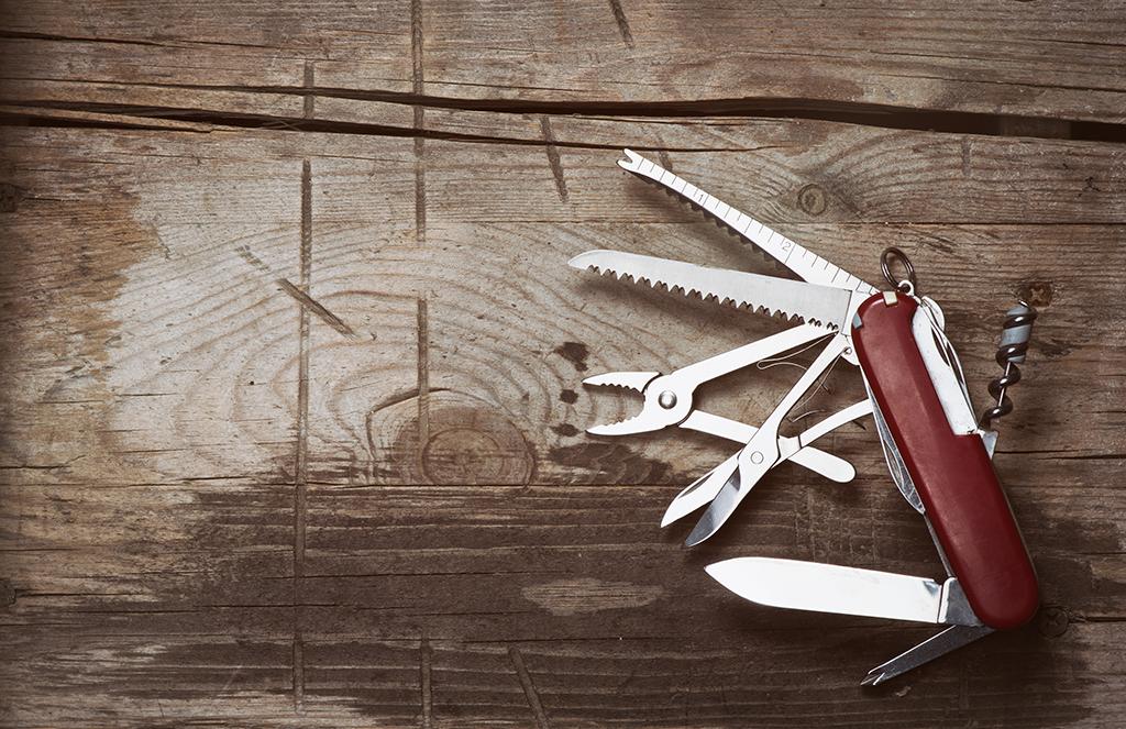 Webinar Trends Schweizer Messer