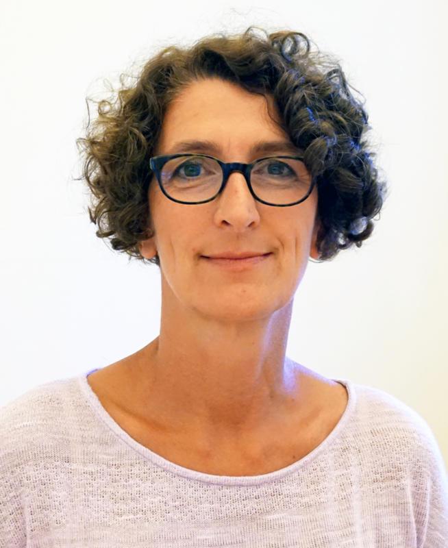 Ania Hentz Porträt