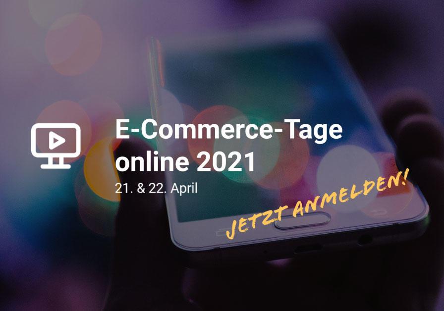 E-Commerce Tage 2021