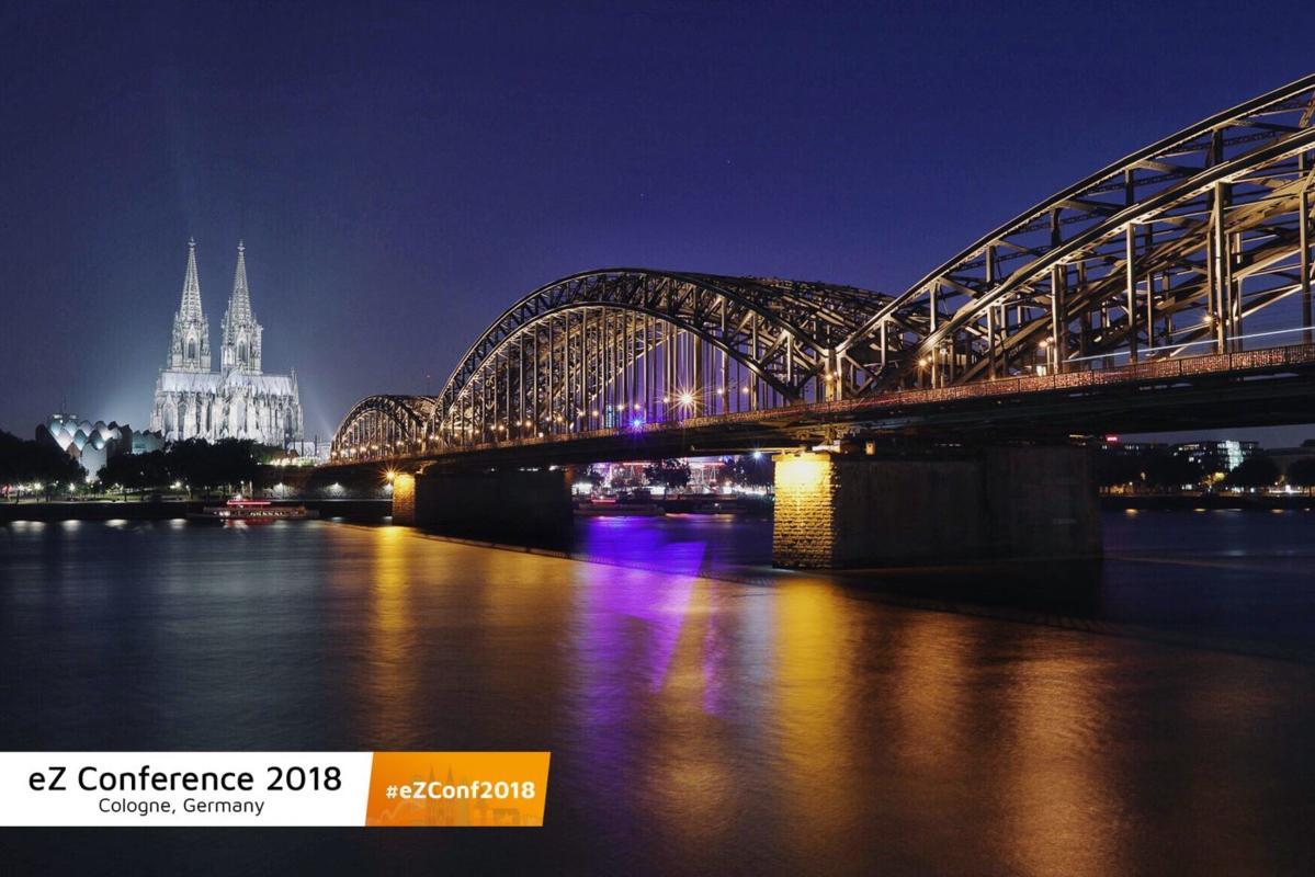 eZ Conference 2018 Cologne