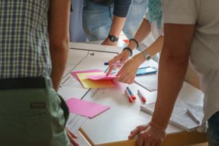 Ideen Meeting Konferenz
